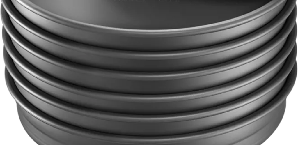 EXACT STACK PIZZA PANS